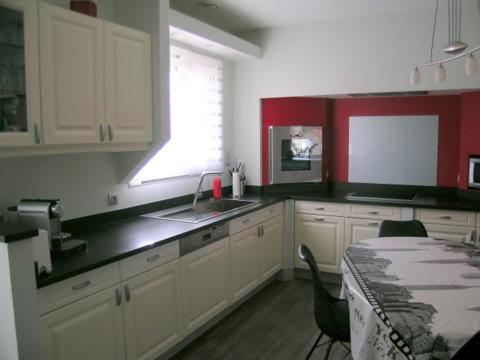 Rénover sa cuisine : plan de travail de cuisine en granit