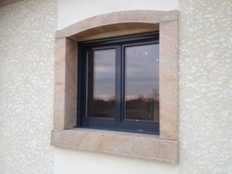 Encadrements de fen tres et portes fen tres en marbre for Cordy porte et fenetre